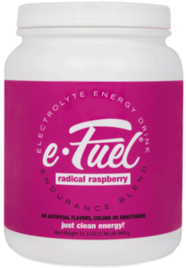e-Fuel Electrolyte Hydration Powdered Drink Mix