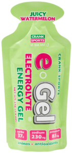 e-Gel packet of Juicy Watermelon