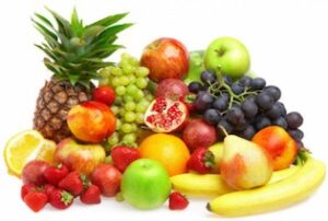 Fructose is the most common sugar in fruit