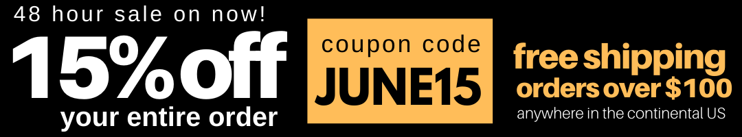 coupon code JUNE15 wide